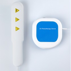 Portable UVB POD Phototherapy Lamp - PSORIASIS