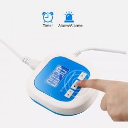 Lampe portative avec timer Photothérapie UVB - VITILIGO