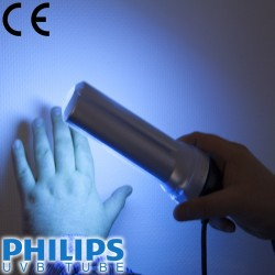 Lampe à Main Photothérapie UVB - VITILIGO